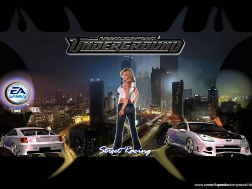 Coches de need for speed underground